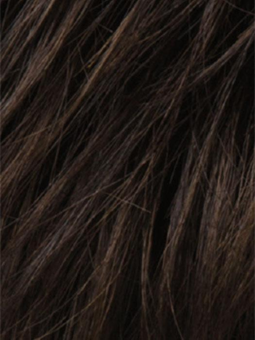 Matrix  | Remy Human Hair Lace Front (Mono Base) Topper by Ellen Wille