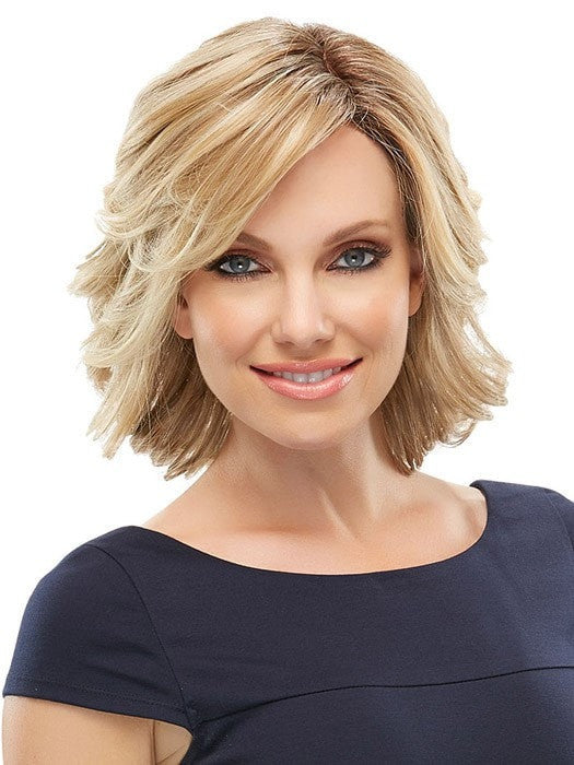 Elizabeth | SALE 30% | Heat Defiant Synthetic Lace Front (Hand-Tied) Wig by Jon Renau | 2 Colours