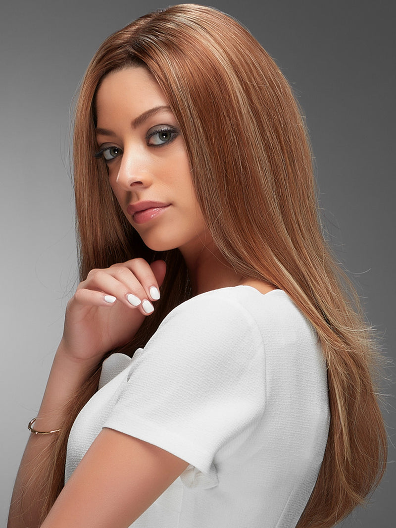 Blake - PETITE Exclusive | Remy Human Hair Lace Front (Hand-Tied) Wig by Jon Renau