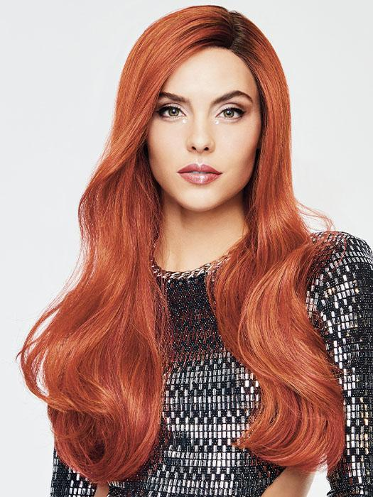 Mane Flame | Heat Friendly Synthetic Lace Front (Mono Part) Wig by Hairdo