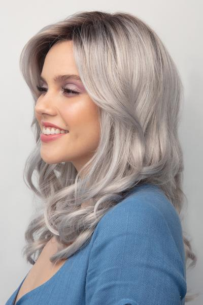 Ensley | Synthetic Lace Front (Mono Part) Wig by René of Paris