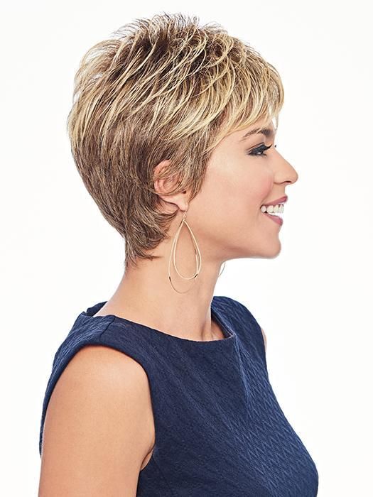 Pretty Short Pixie | Heat Friendly Synthetic Wig by Hairdo