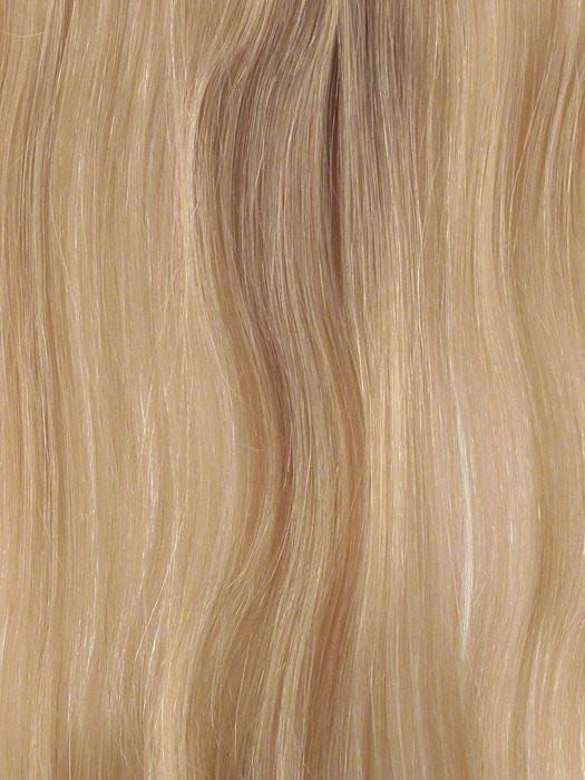 "20"" Human Hair Invisible Extension (1 piece) by Hairdo"