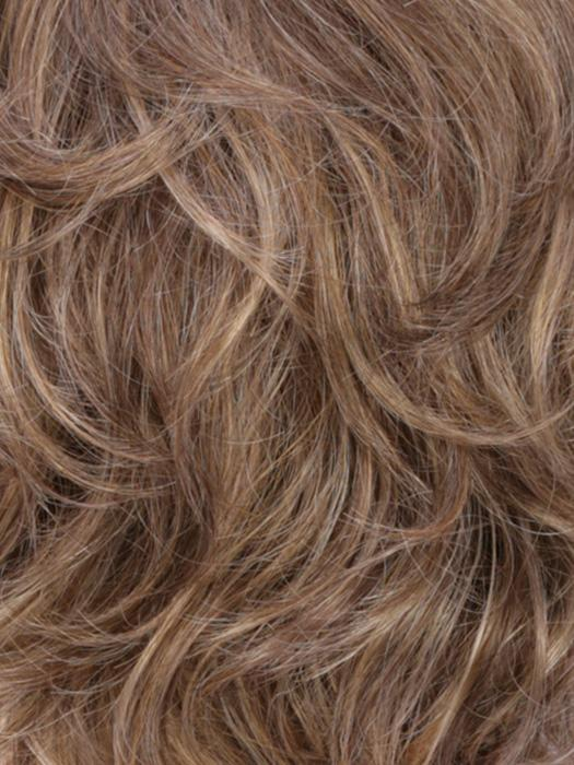 Mono Wiglet 36-LF | Synthetic Lace Front Hair Piece (Mono Top) by Estetica