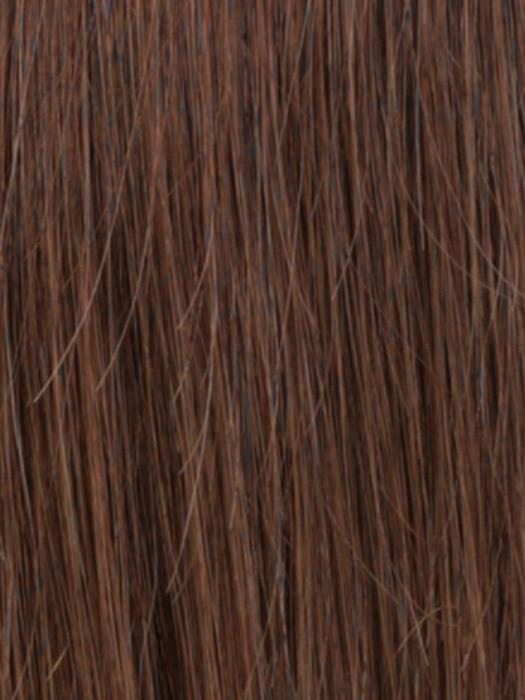Mono Wiglet 12-HH | Human Hair Top Piece (Mono Part) by Estetica