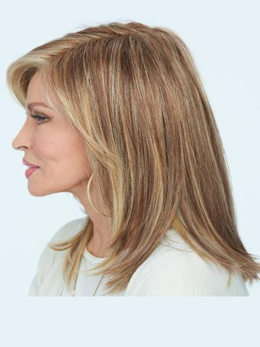 Watch Me Wow | Synthetic Lace Front (Mono Crown) Wig by Raquel Welch