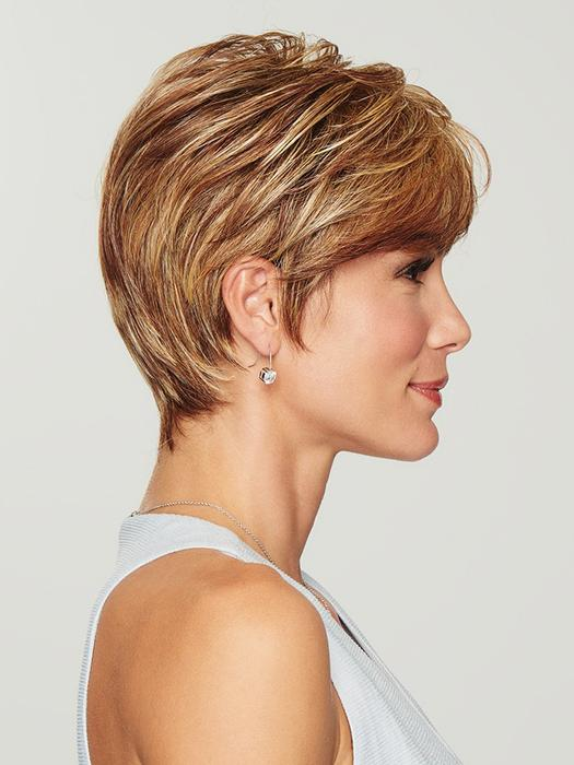 Strength | Heat-Friendly Synthetic Wig by Gabor