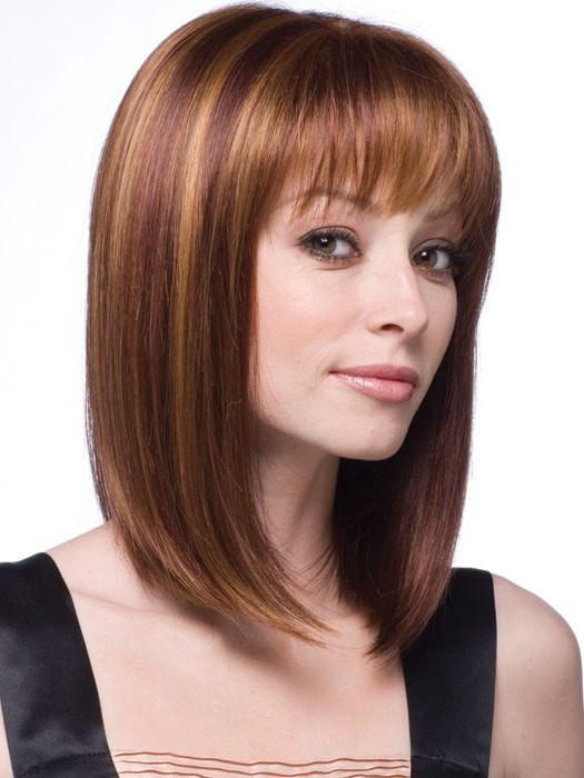 TATUM by Amore in IRISH SPICE | Brown with Medium Brown Base Blended with Light Blonde Highlights