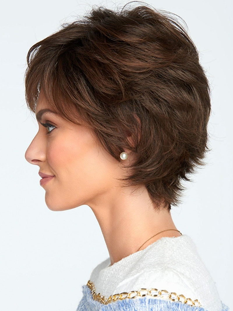Voltage Elite | Synthetic Lace Front (Hand-Tied) Wig by Raquel Welch