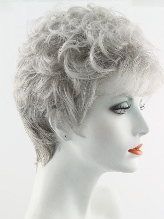 Acclaim Petite | CLEARANCE | Synthetic Wig by Gabor | 1 - SUGARED SILVER