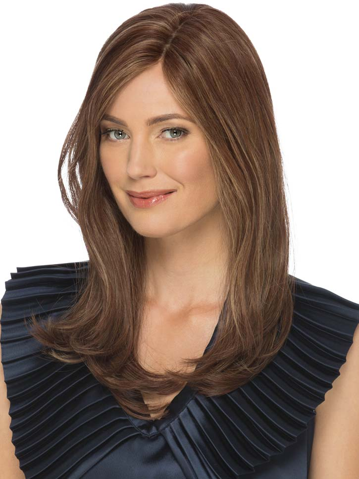 Angelina | Remy Human Hair (Mono Top) Wig by Estetica