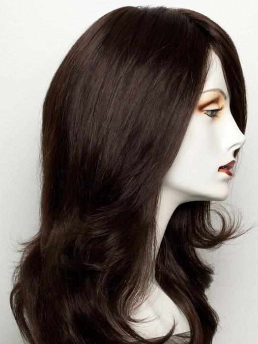 Cascade | Remy Human Hair Lace Front (Hand-Tied) Wig by Ellen Wille