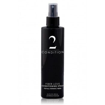 Fibre Love Conditioning Spray for Synthetic Fibres 8.5 oz by Jon Renau
