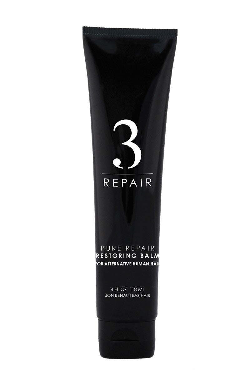 Pure Repair Restoring Balm 4 oz by Jon Renau for Human Hair