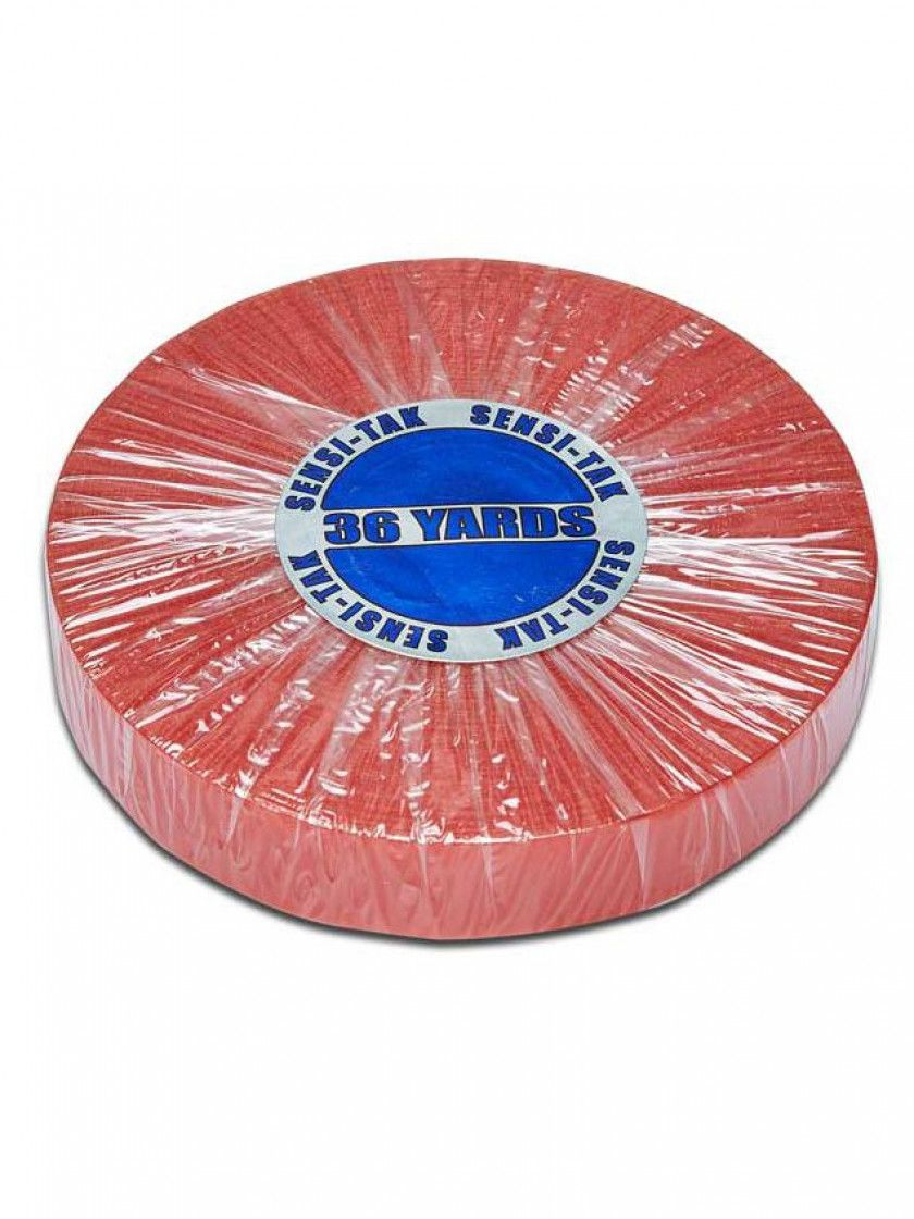 "Adhesive Tape | RED 3/4"" - 36 YARDS ONE ROLL 