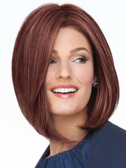 On Point | Heat Friendly Synthetic Lace Front Wig by Raquel Welch