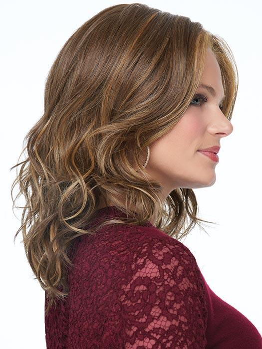 Free Time | Heat Friendly Synthetic Lace Front Wig by Raquel Welch