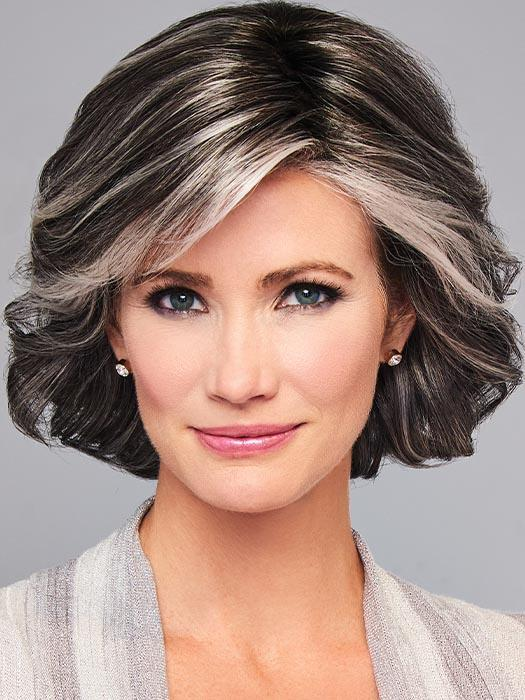 Modern Motif | Synthetic Lace Front (Mono Part) Wig by Gabor