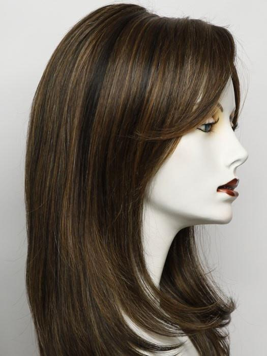 Spotlight | Heat Friendly Synthetic Lace Front (Mono Top) Wig by Raquel Welch