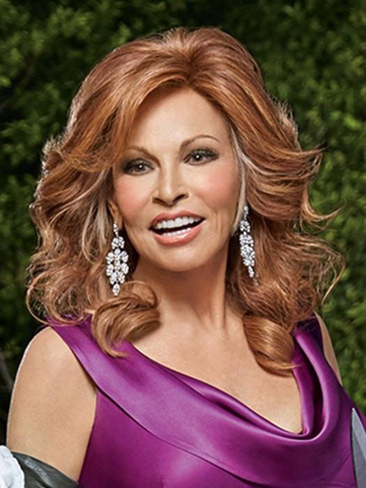 The Good Life | Remy Human Hair Lace Front (Hand-Tied) Wig by Raquel Welch