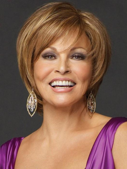 Opening Act | Heat Friendly Synthetic Lace Front (Mono Top) Wig by Raquel Welch