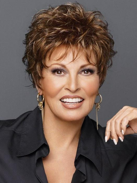 Whisper | Synthetic Wig by Raquel Welch
