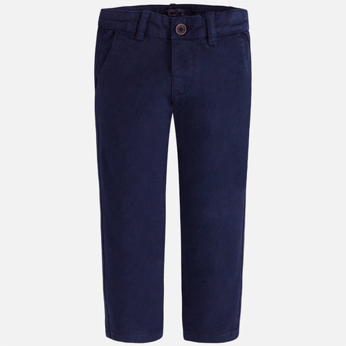 Mayoral Twill Chino Trousers