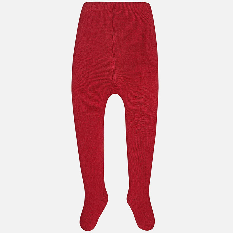 Mayoral Baby Girl Red Tights