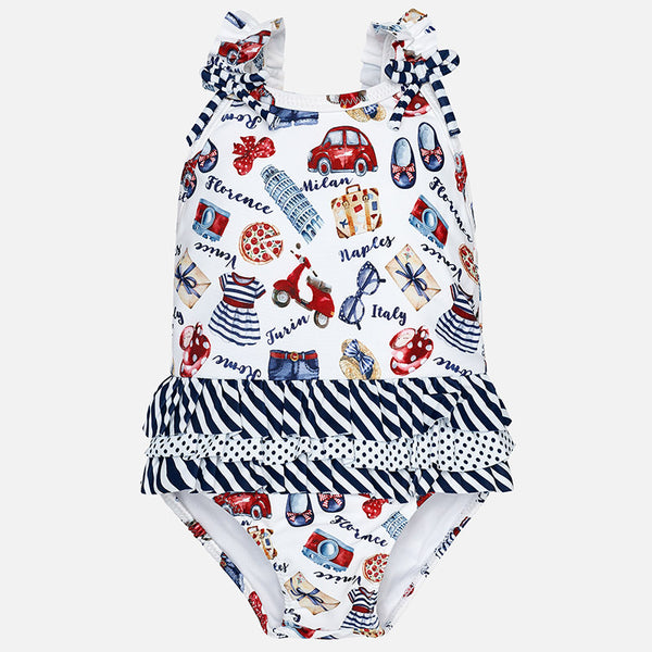 Mayoral Baby Girl Swimsuit