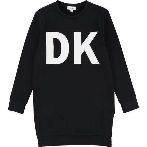 DKNY Black Jumper