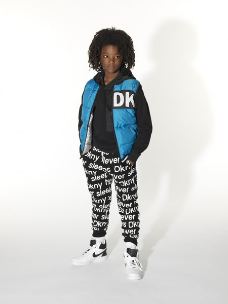 DKNY Boy's Jacket With Hood