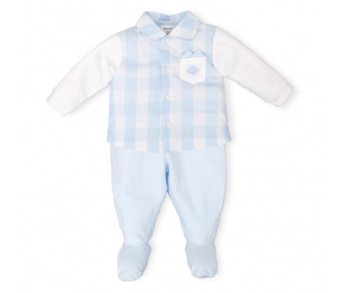 TUTTO PICCOLO Boys Two Piece Suit