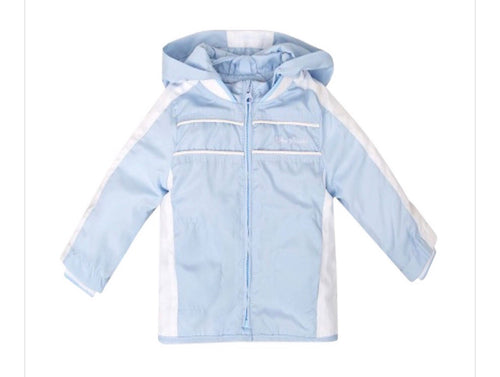 Tutto Piccolo boys pale blue jacket