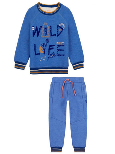 Oilily Boy's Hobbe Tracksuit In Stock