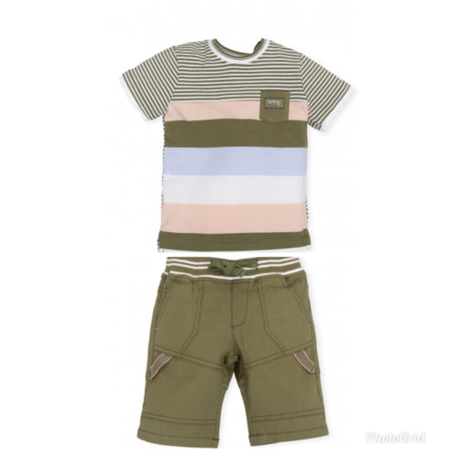 Tutto Piccolo T shirt and Shorts Set