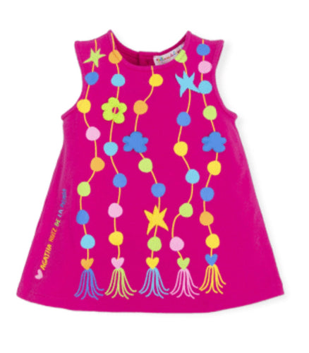 Agatha Ruiz De La Prada Pink Dress