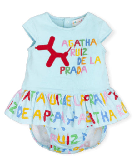 Agatha Ruiz De La Prada Dress and Briefs