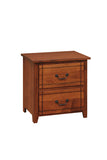 Madison 2-Drawer Nightstand