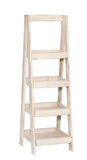 Pine Storage Ladder