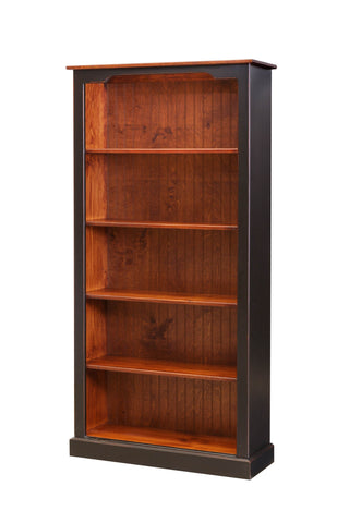 Pine 6 Ft Bookcase