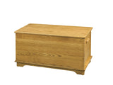 Millwood A Shaker Toy Box Plain Front 30-18