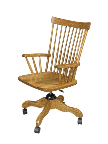 Millwood Desk Arm Chair