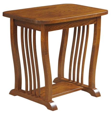 Millwood Glider 70 End Table