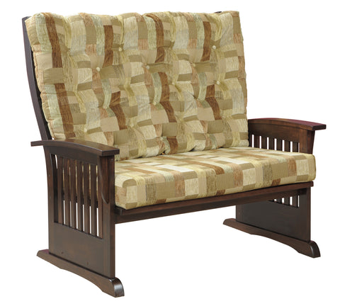 Millwood Glider 86 Deluxe Miss Love Seat