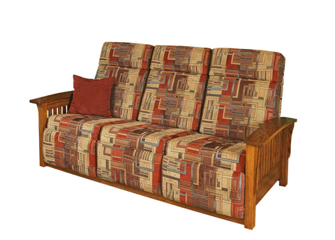 Millwood Mission 85 Wallhugger Sofa Recliner