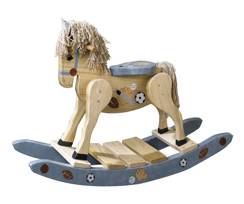 Millwood Sports Rocking Horse 10-SP