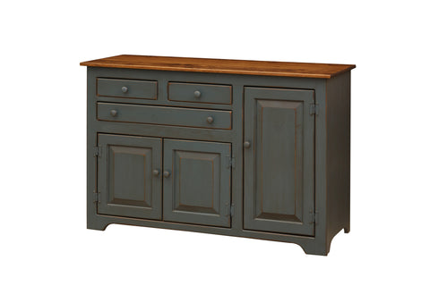 Pine Colonial Buffet