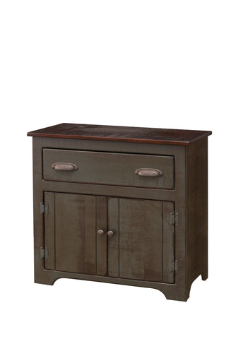 Pine Hall Console