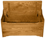 Millwood Deluxe Oak Toy Box 30-34