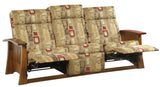 Millwood Craftsman Mission 88 Wallhugger Sofa Recliner